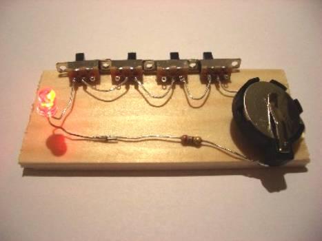 Erstes selbstgebautes System
